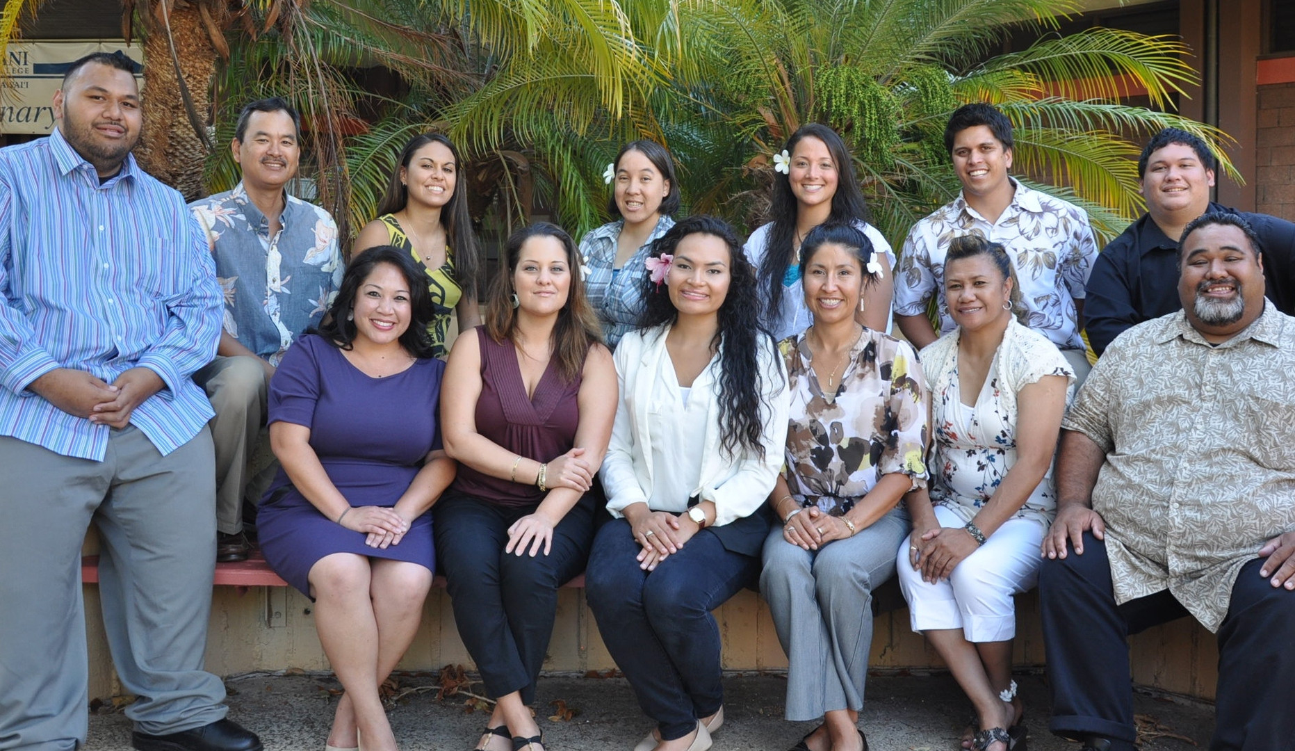 NAPALI Fellows Class of 2013