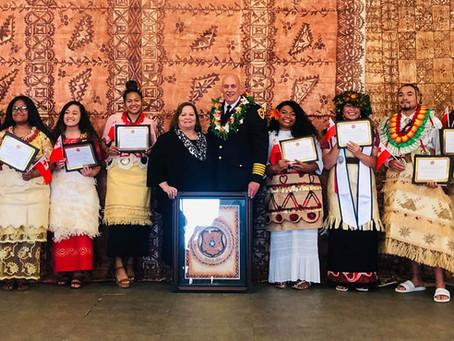 Eight Scholarships Awarded