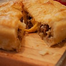 Steak & Cheese Pie