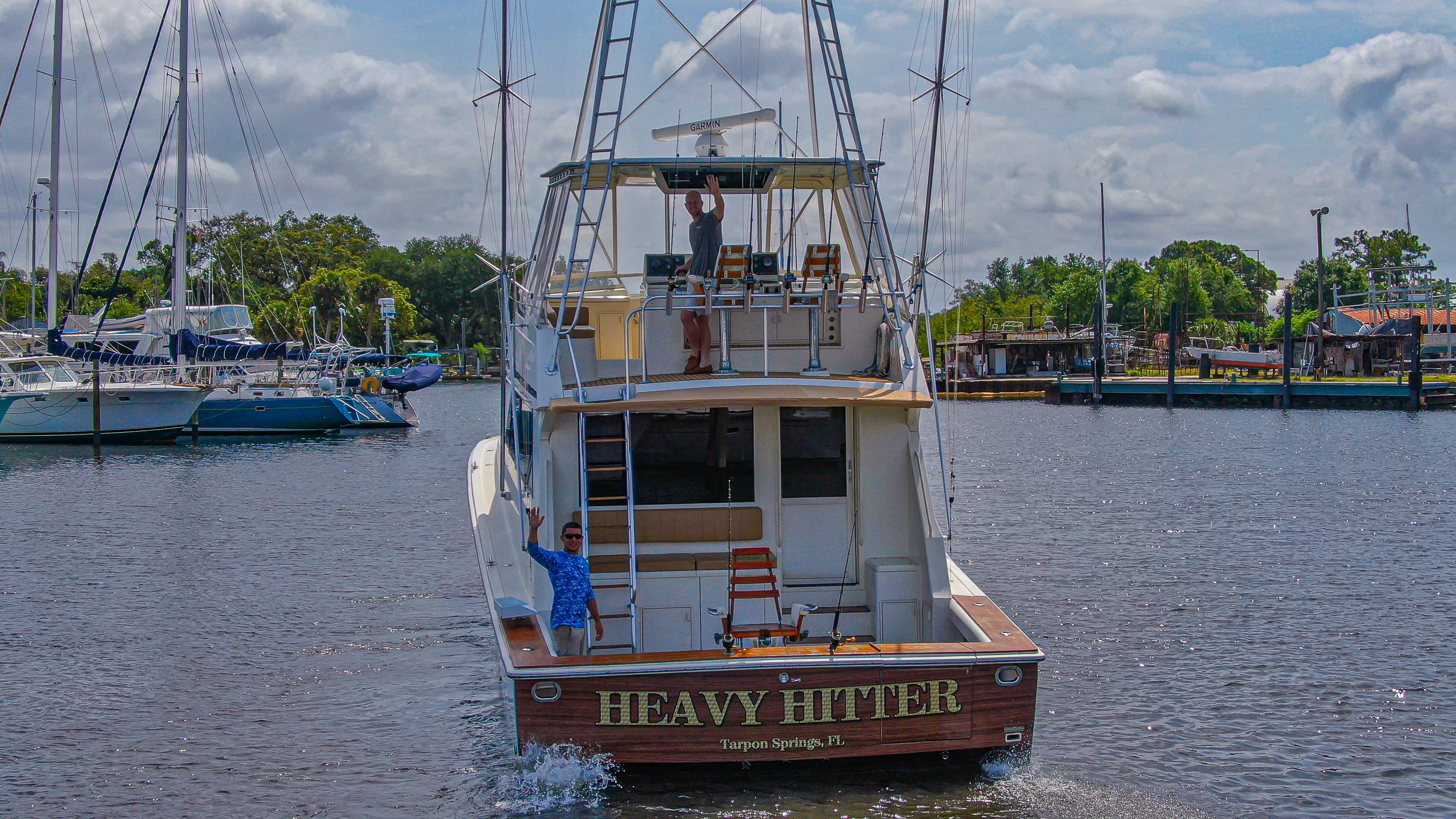 Heavy Hitter & Crew