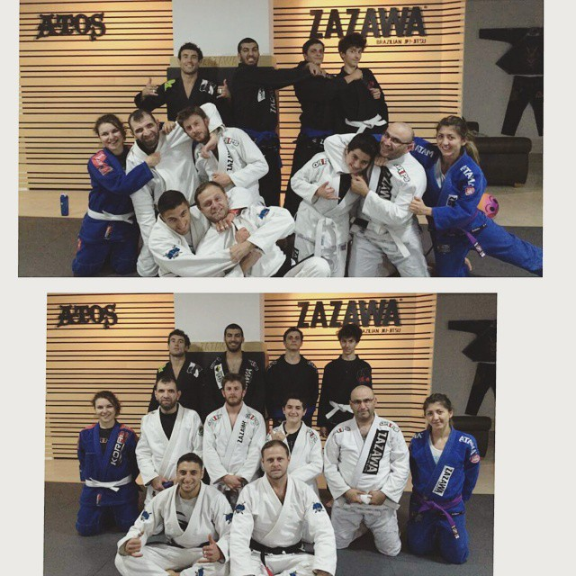 Had a great time teaching a seminar _zazawa yesterday! Thanks for having me Zaid, it's very upliftin
