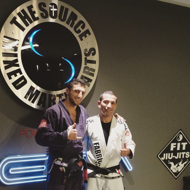 With Professor _samyaljamal at #thesourcemma #amman #jordan Thank you for the hospitality and the aw
