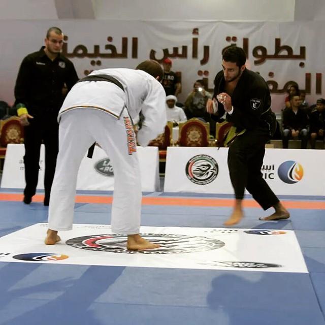 From the RAK Jiu Jitsu open yesterday