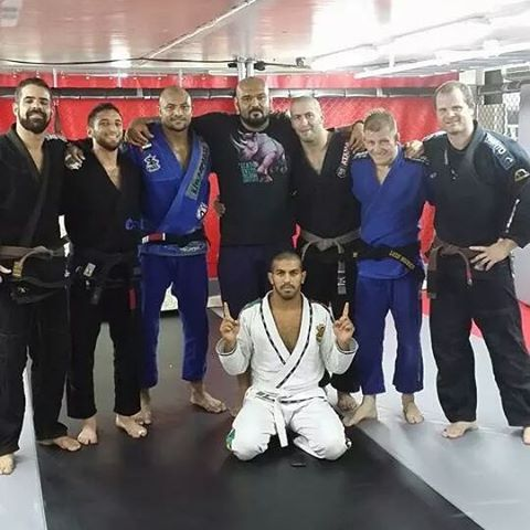 #TBT; Competition training with my brothers in Abu Dhabi preparing for IBJJF Europeans, a little ove
