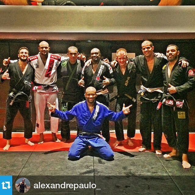 #Repost _alexandrepaulo__Awesome exhausting training!!! #destruido #bjjlife #bjjbrotherhood #TND ・・・