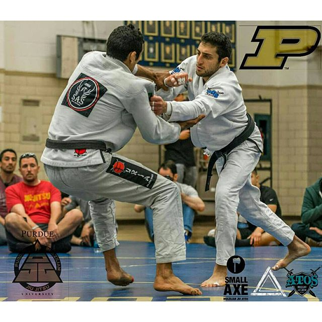 Today I get to share my passion of Jiu Jitsu with the Purdue BJJ club in West Lafayette, IN !! It's