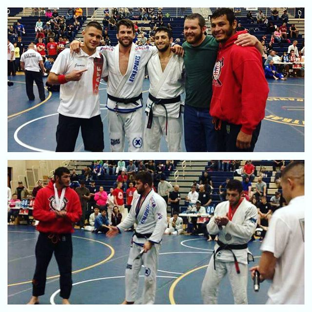 What a great day on the mats!! I got to participate in a black belt invite hosted by EGO along with