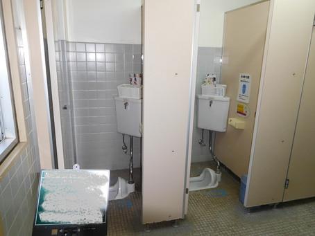 S学校宿舎トイレ改修