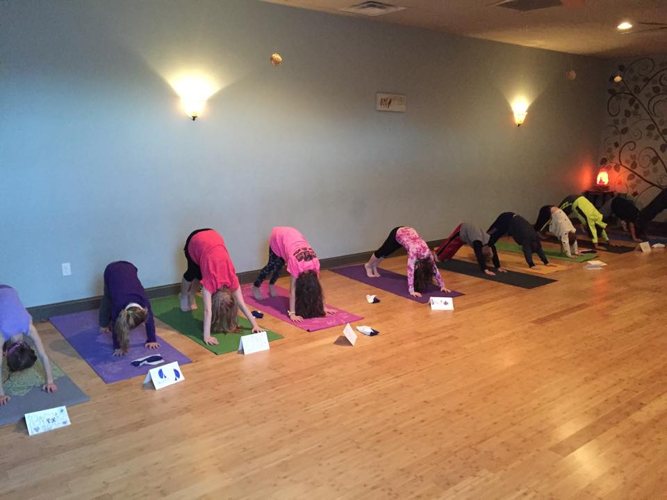 Kids Yoga Pic