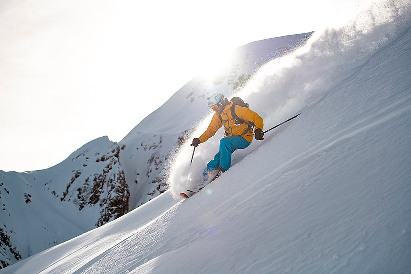 Skitouren und Freeride mit Privatguide