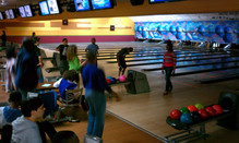 The Kids go Bowling