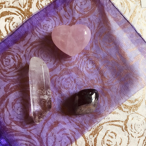 Emotional First Aid Crystal Kit