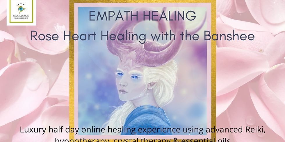 Empath Empowerment Healing with the Banshee