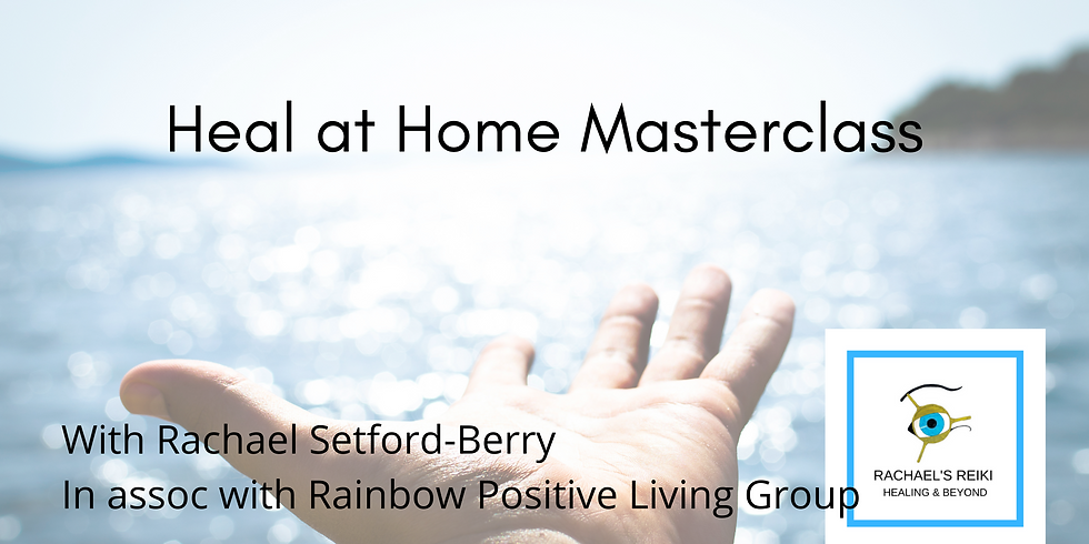 Heal At Home MasterClass; Beginners & Up!