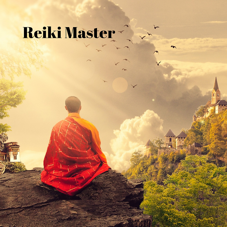Reiki Master Healer Qualification