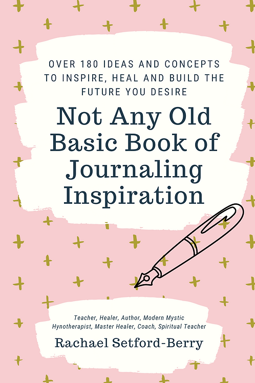 Not Any Old Basic Book of Journaling Inspiration