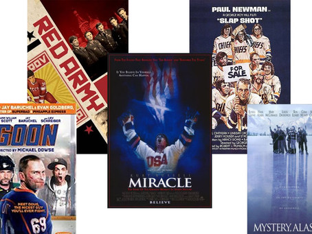 The 5 Greatest Hockey Movies of All Time