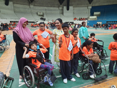 Initiatives for Differently Abled Children