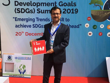 Participated in 3rd Sustainable Development Goals Summit