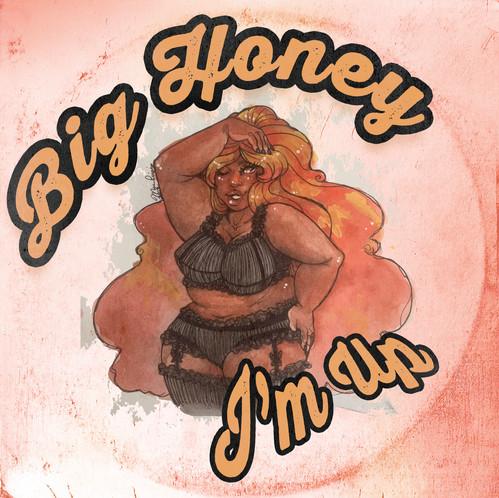 Big honey album cover