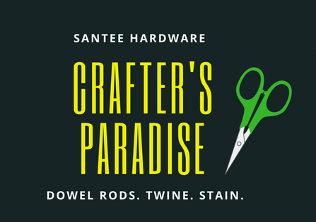 Santee Hardware: A Crafter's Paradise