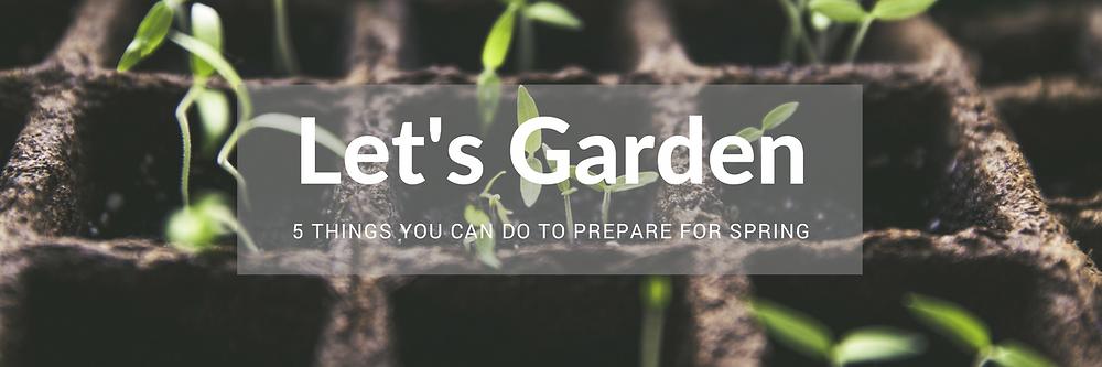 Santee Hardware, Let's Garden Cover