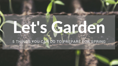Forget the Cold: Let's Garden