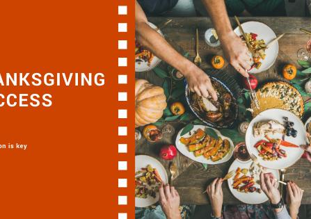 Thanksgiving Success: Preparation is Key
