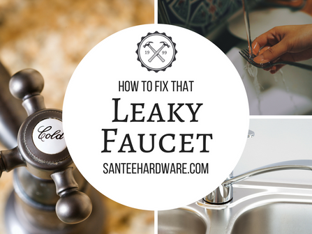 Conquer Your Leaky Faucet