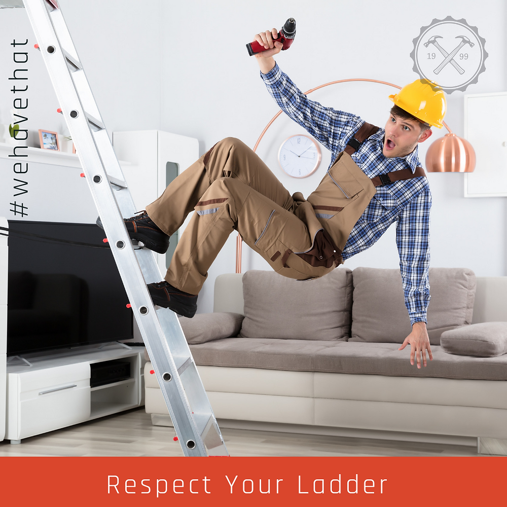 respect your ladder