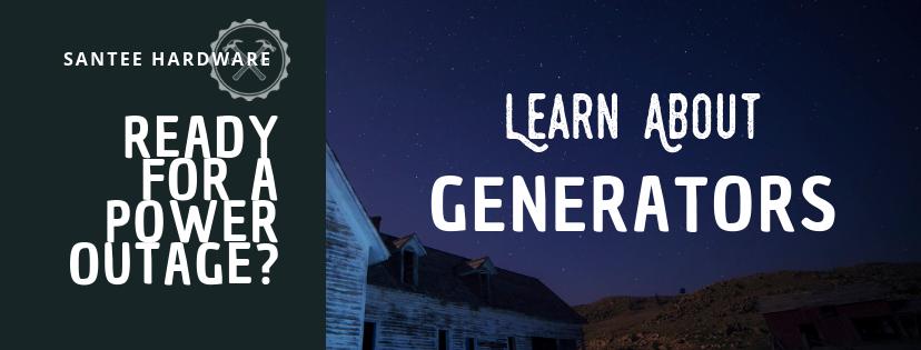 Learn about generators