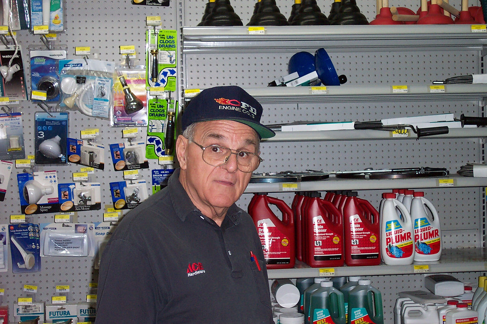 When Santee was Ace Hardware
