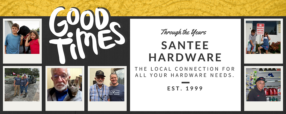 Santee Hardware Over the Years