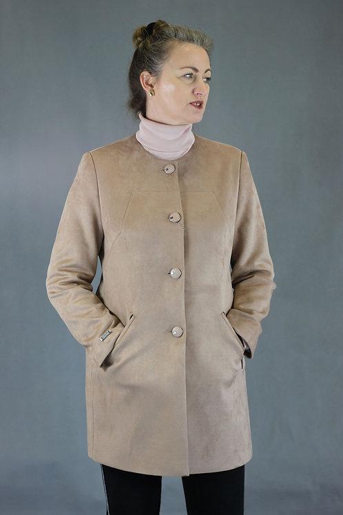 Płaszcz Nicoll kolor beżowy