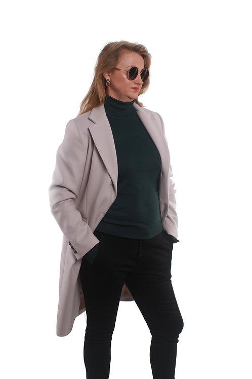 Modny klasyczny płaszcz damski Wiosna 2021
