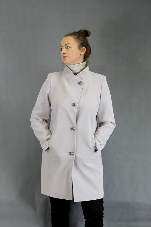 Płaszcz Nicoll kolor jasny szary