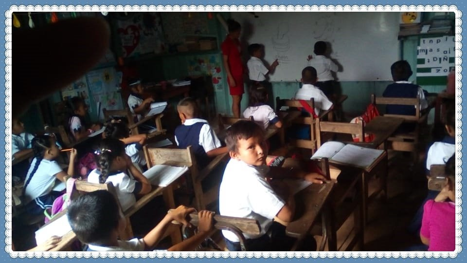 Heart of the Father School in Bluefields, Nicaragua