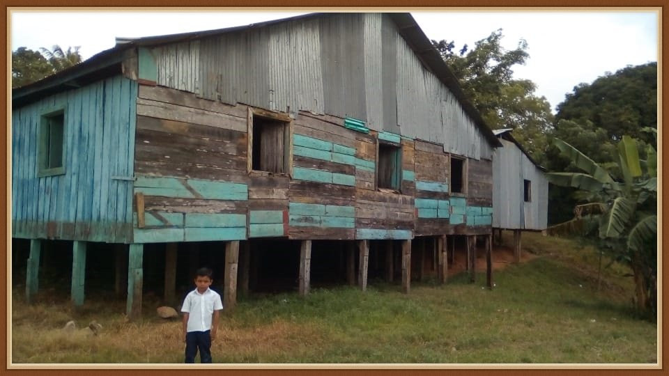 Escuela Corazon del Padre en Bluefields, Nicaragua