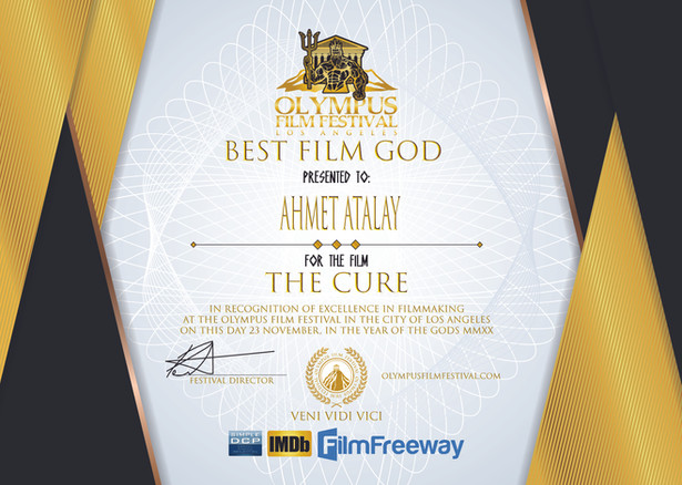 BEST FILM GOD - AHMET ATALAY THE CURE.jp