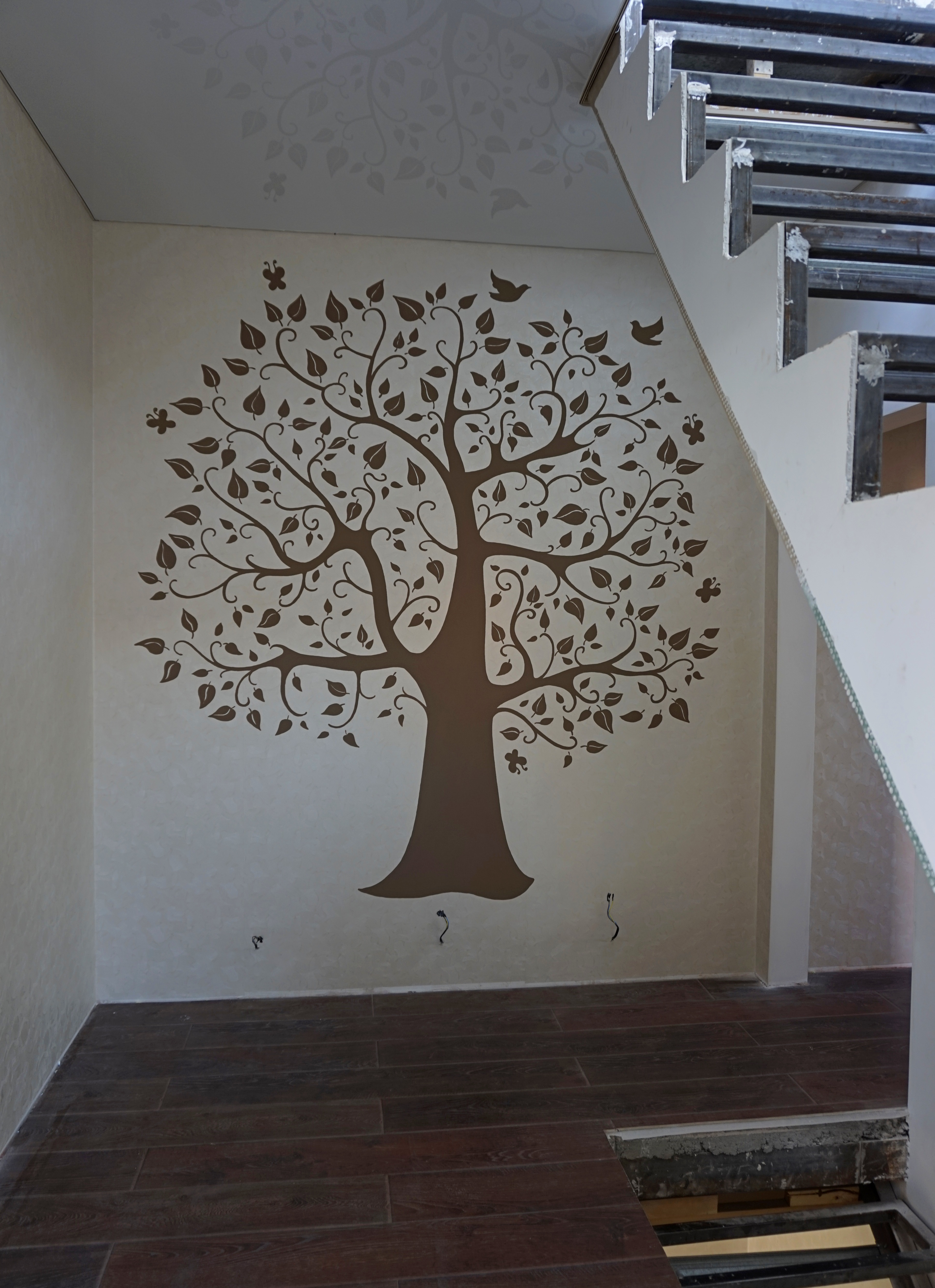 Дерево для семейных фото