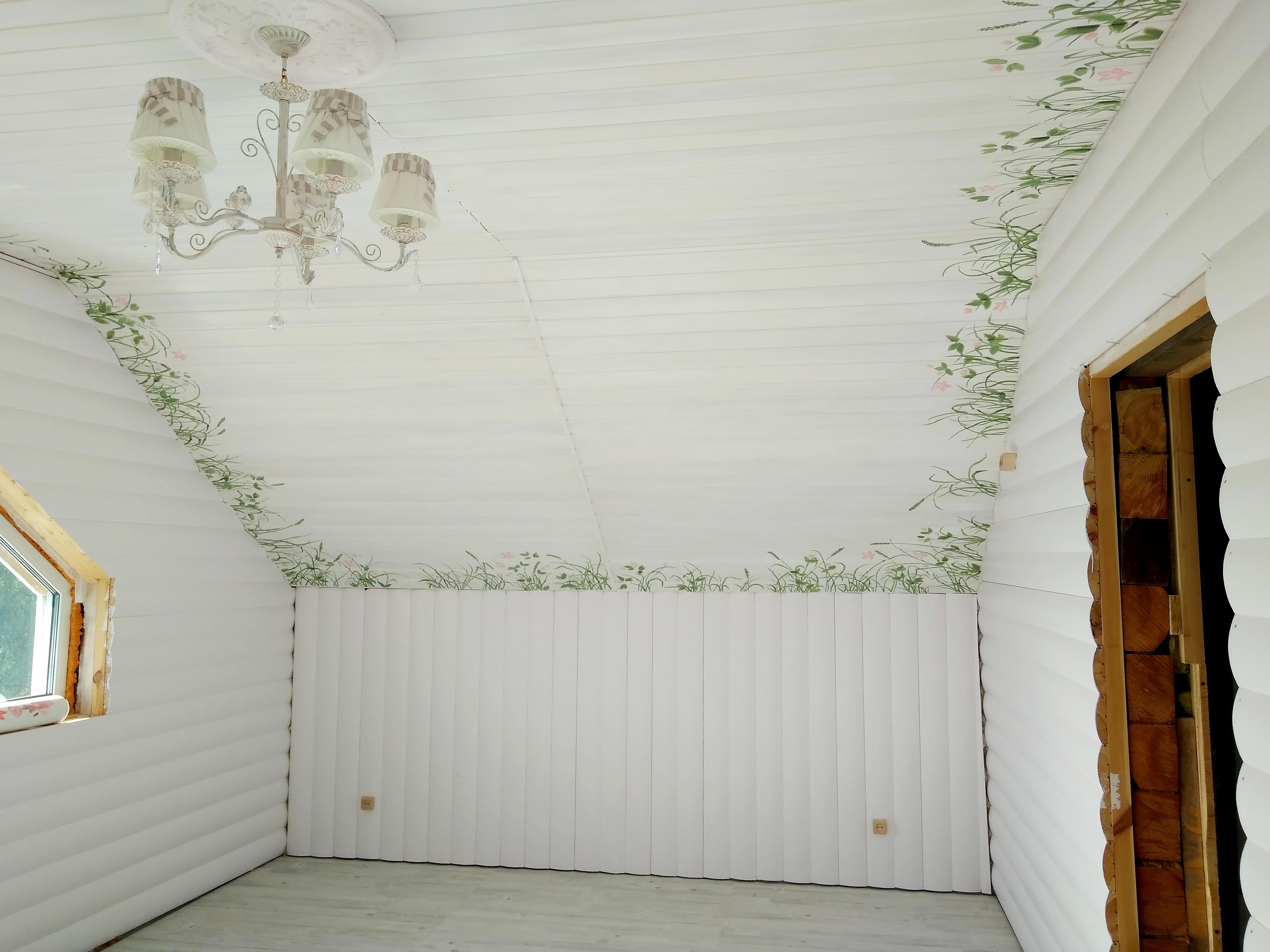 Трава на потолке