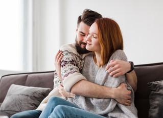 Conectar los corazones antes de la boda