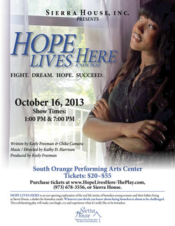 Hope Lives Here- The Musical