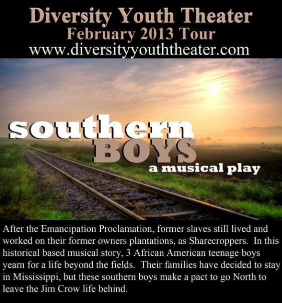 Southern Boys- A Musical Play