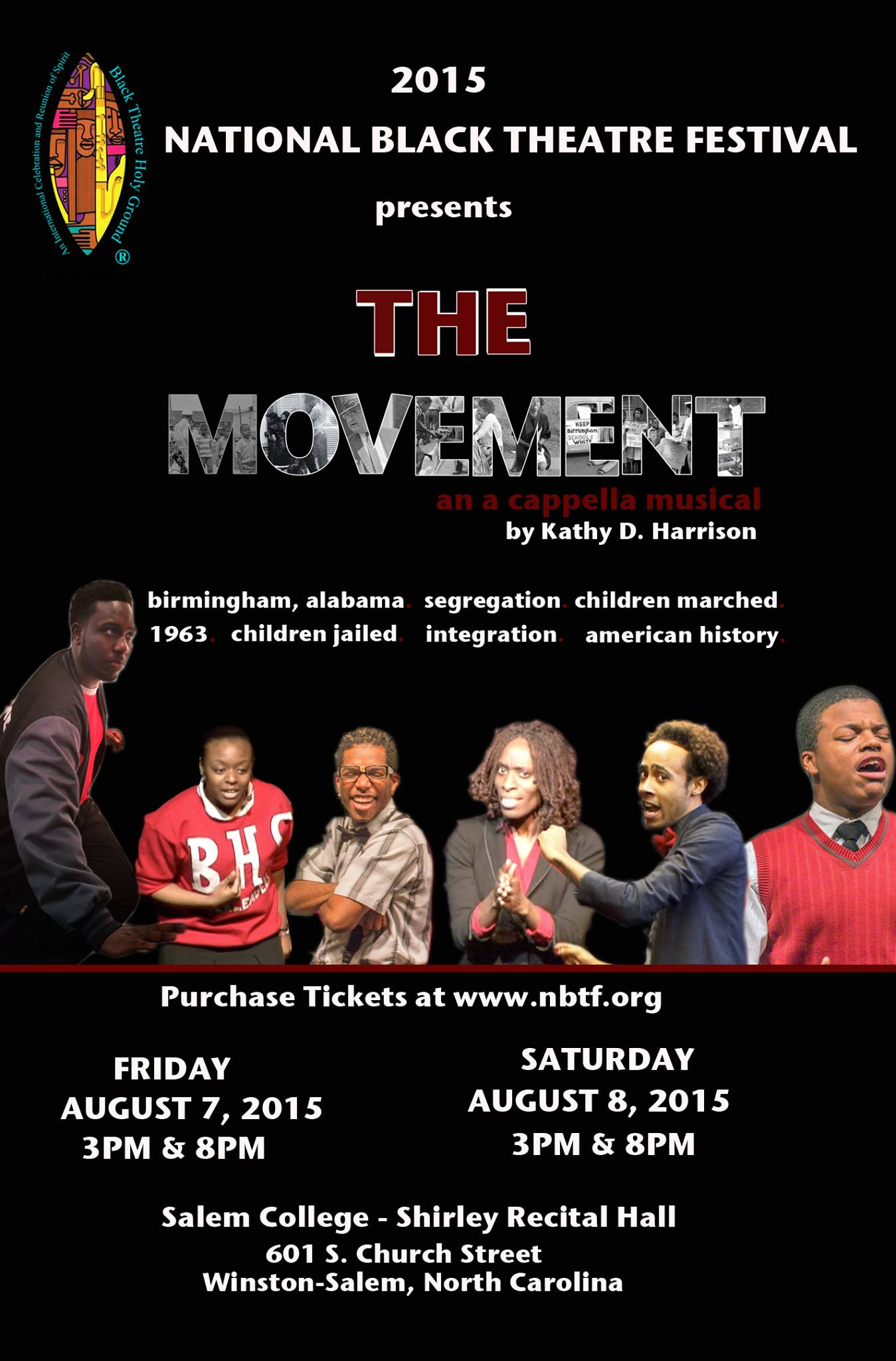 The Movement Musical