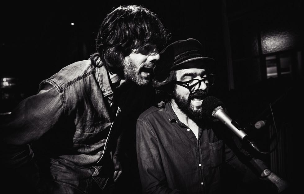 Adrian Stern & Hendrix Ackle