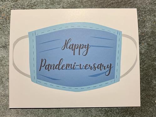 Happy Pandemi-versary