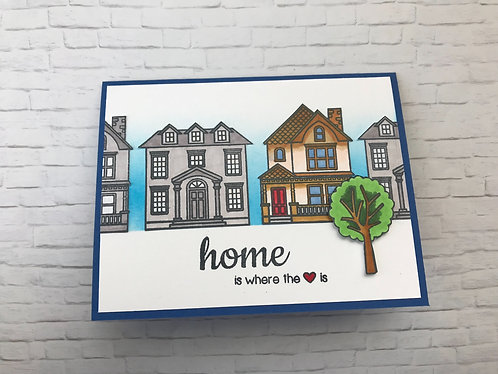Home is Where the Heart Is, New Home