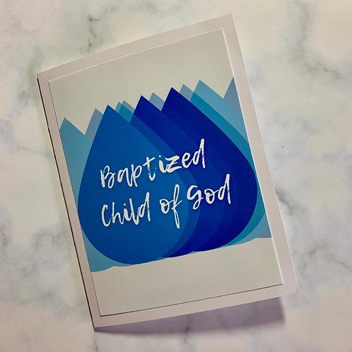 Baptized Child of God