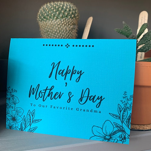 Favorite Grandma, Mother's Day
